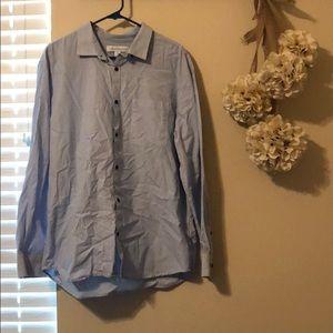 Men's Calvin Klein Button Down Shirt